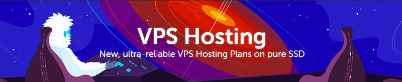 VPS hosting plans at Namecheap
